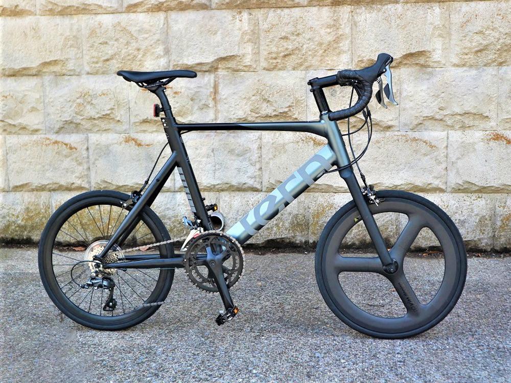 ternコラボ FLAME bike限定自転車